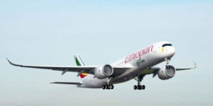 Ethiopian Airlines plane crashes with 157 on board