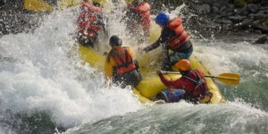 Top Whitewater Rafting Summer Vacations in Europe