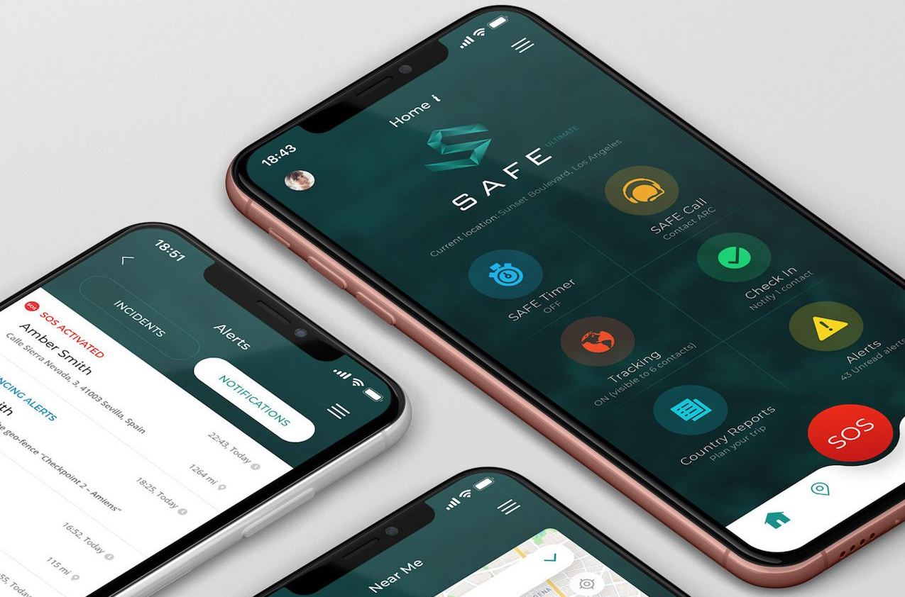 You are currently viewing App review: SAFE Global