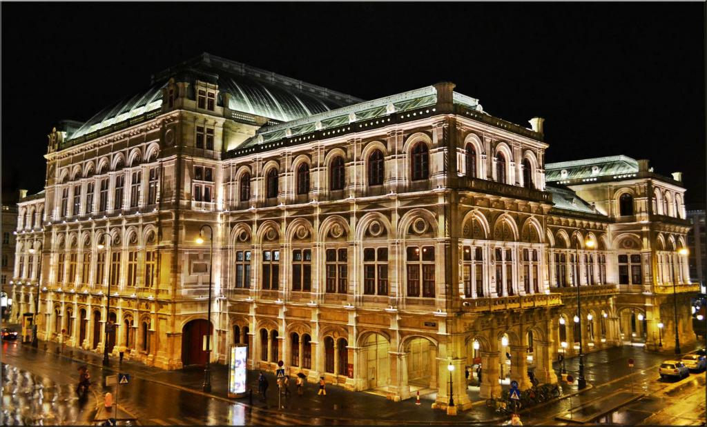 How to Get Standing Room Tickets for the Vienna State Opera