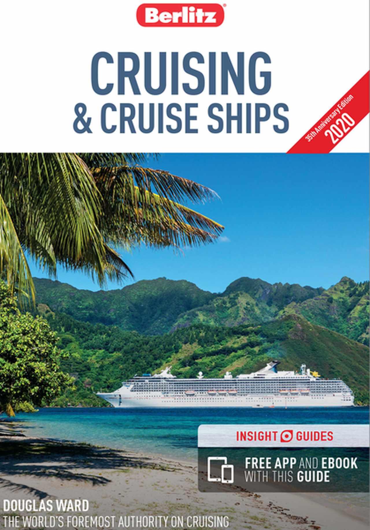 Berlitz Cruising & Cruise Ships 2020 with free eBook