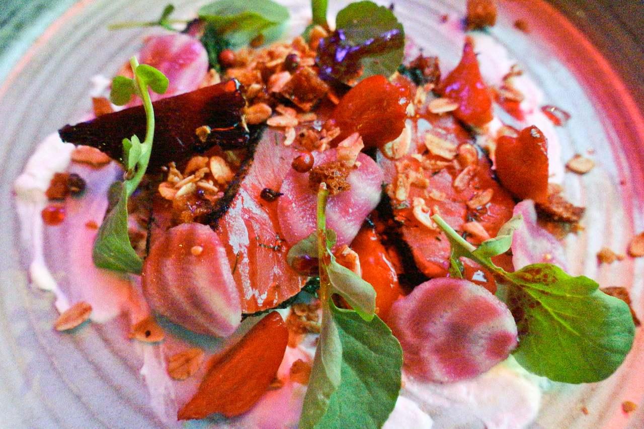 Restaurant Review: Plate Restaurant, Shoreditch, London