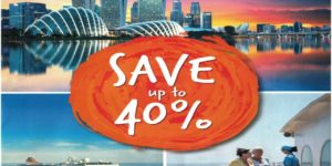 Fred. Olsen sailings – save up to 40%!