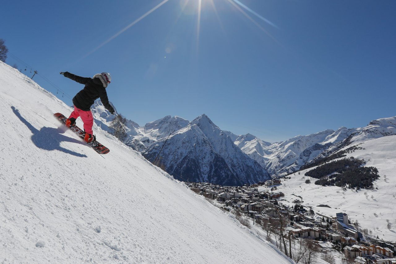 You are currently viewing Ski Guide: Les Deux Alpes, France