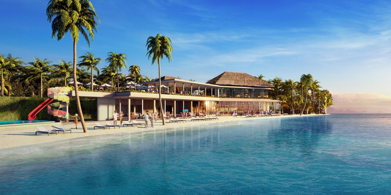 You are currently viewing Hard Rock Hotel opens in Maldives