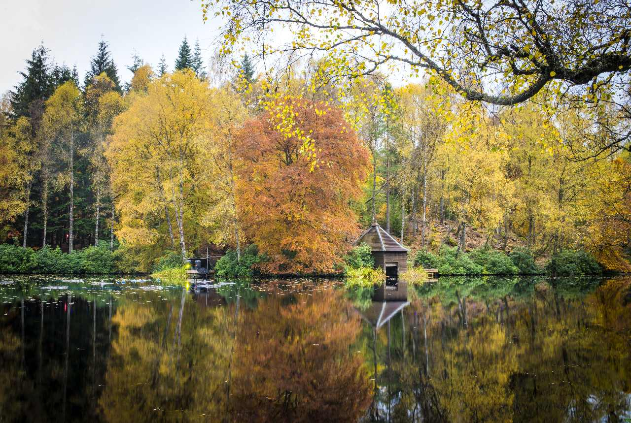 10 of the best places to see Britain's Autumn colours