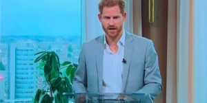 Prince Harry launches initiative to make travel more sustainable