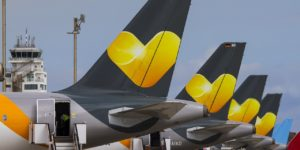 Thomas Cook risks collapse as stock dives but there may still be wind beneath its wings