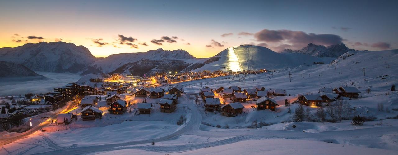 Ski Guide: Alpe d'Huez, France