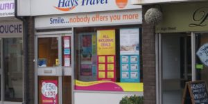 Hays Travel buys all 555 Thomas Cook shops