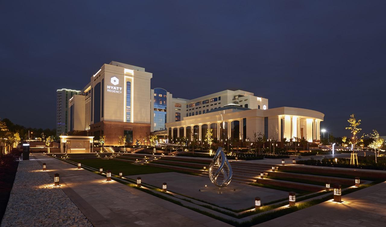 You are currently viewing Hotel Review: Hyatt Regency Tashkent, Uzbekistan