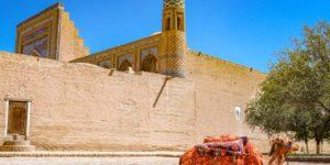 24 hours in Khiva, Uzbekistan