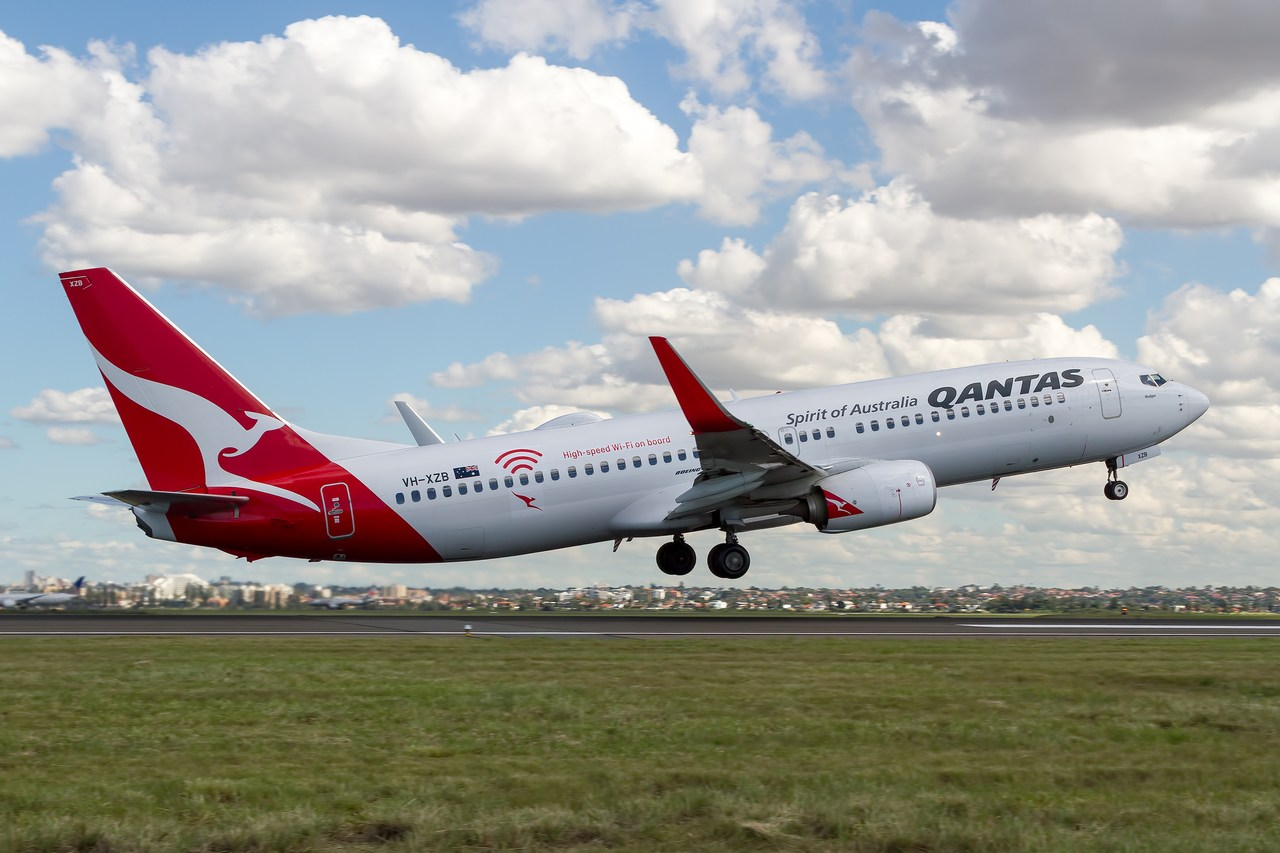 The world's longest nonstop flight from New York to Sydney trialled