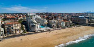 Hôtel Sofitel Biarritz Le Miramar Thalassa sea & spa, France