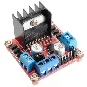 Geekcreit® L298N Dual H Bridge Stepper Motor Driver Board For Arduino