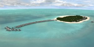 13 luxury hotels in the Maldives