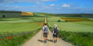 Start a trip of a lifetime…Follow the Camino