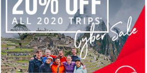20% off all Intrepid Travel 2020 Trips