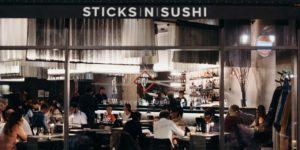 Restaurant review: Sticks'n'Sushi Soho, London