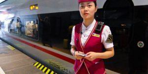 Beijing to Shanghai on the world's fastest passenger train