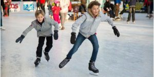 Our selection of 8 glorious ice rinks