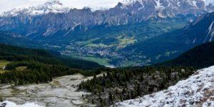 Hiking Around Cortina d'Ampezzo, Dolomites, Italy