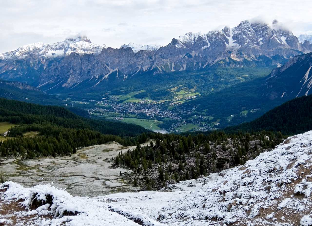 You are currently viewing Hiking Around Cortina d'Ampezzo, Dolomites, Italy