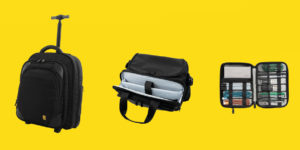 WIN a personalised Gate8 luggage travel set worth over £170 (Global)