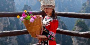 Exploring the province of Hunan, China