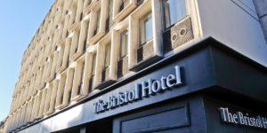 Hotel Review: The Bristol Hotel, Bristol, England, UK