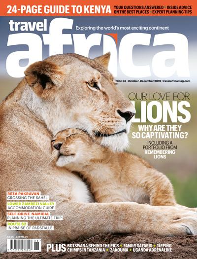 Travel Africa 88 October 2019
