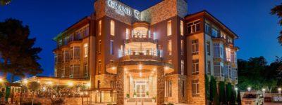 Grand M Hotel, Navoi, Uzbekistan