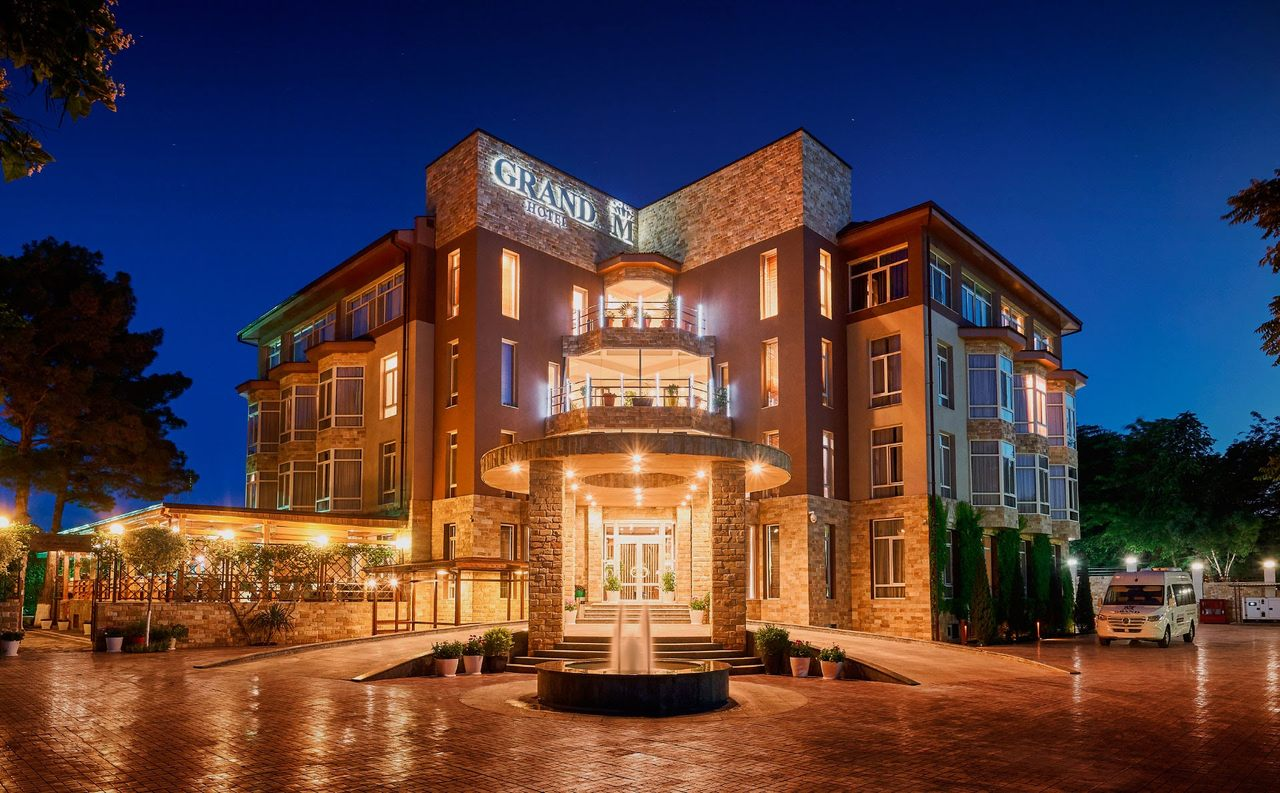 You are currently viewing Grand M Hotel, Navoi, Uzbekistan