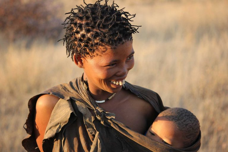 You are currently viewing Being a bushman – Travel Africa Magazine