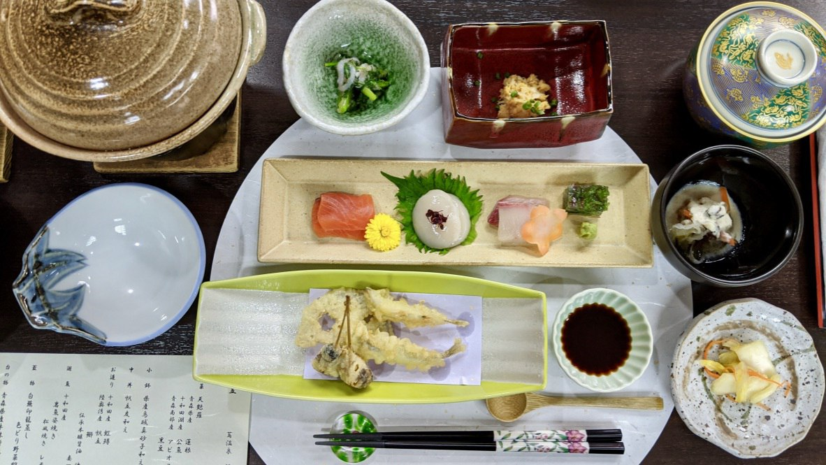 A culinary journey through the Aomori Prefecture of northern Japan