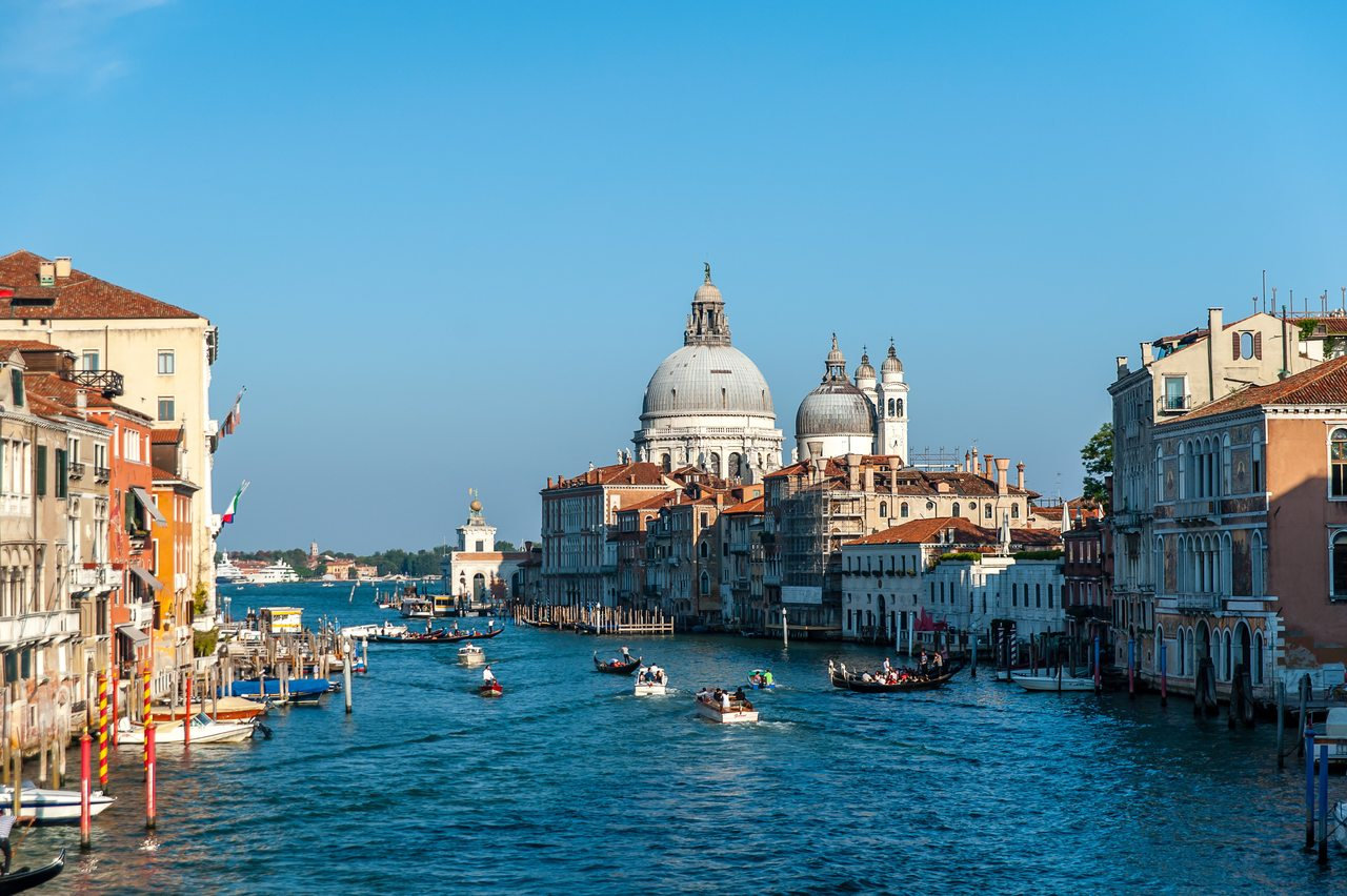 A virtual tour of Venice in all her romantic glory