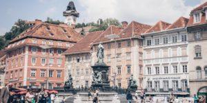 Enjoy a Sustainable Weekend in Graz