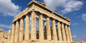 Acropolis and other sites reopen as Greece signals tourists may be able to return
