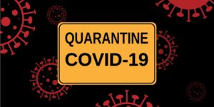 Arrivals in the UK must quarantine for 14 days or fined £1000 if they don't comply