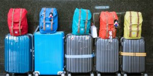Ditch the hand luggage urges UK government – check in luggage only