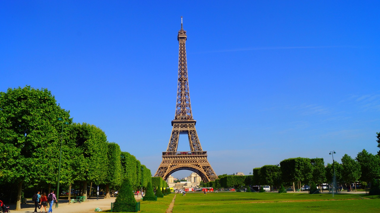 When I can go to France on holiday?