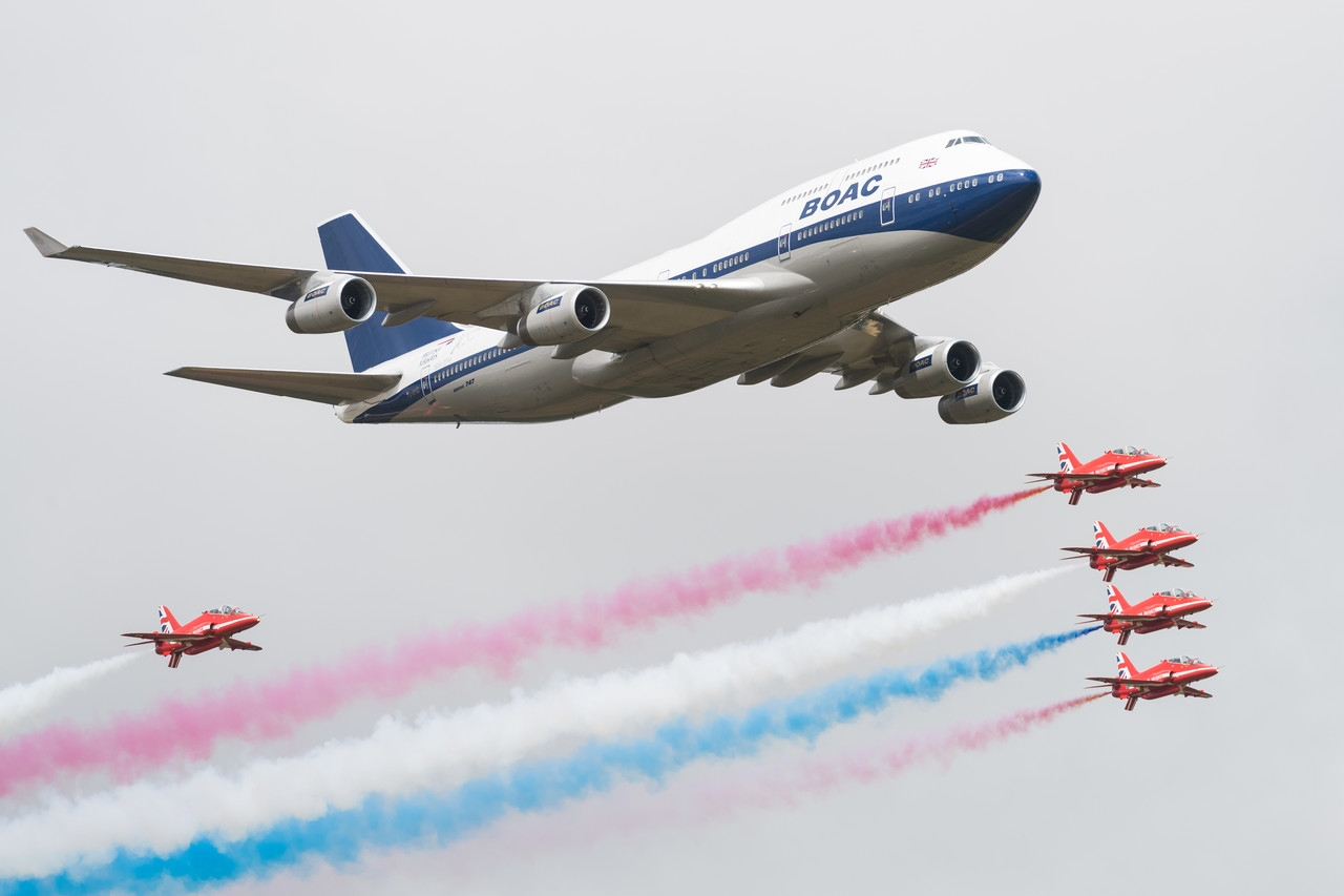 BA: Farewell to the Boeing 747 aircraft