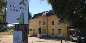 Hotel Review: Fritton Lake, Norfolk, UK