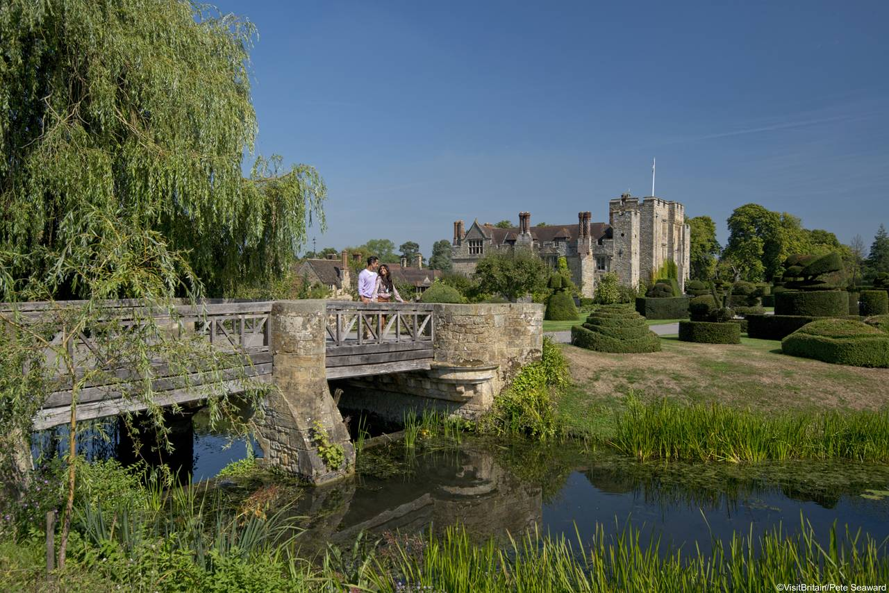 You are currently viewing Explore England's Castles This Autumn