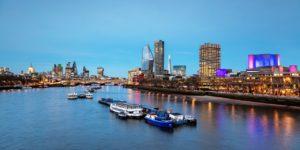 Walking the London Loop