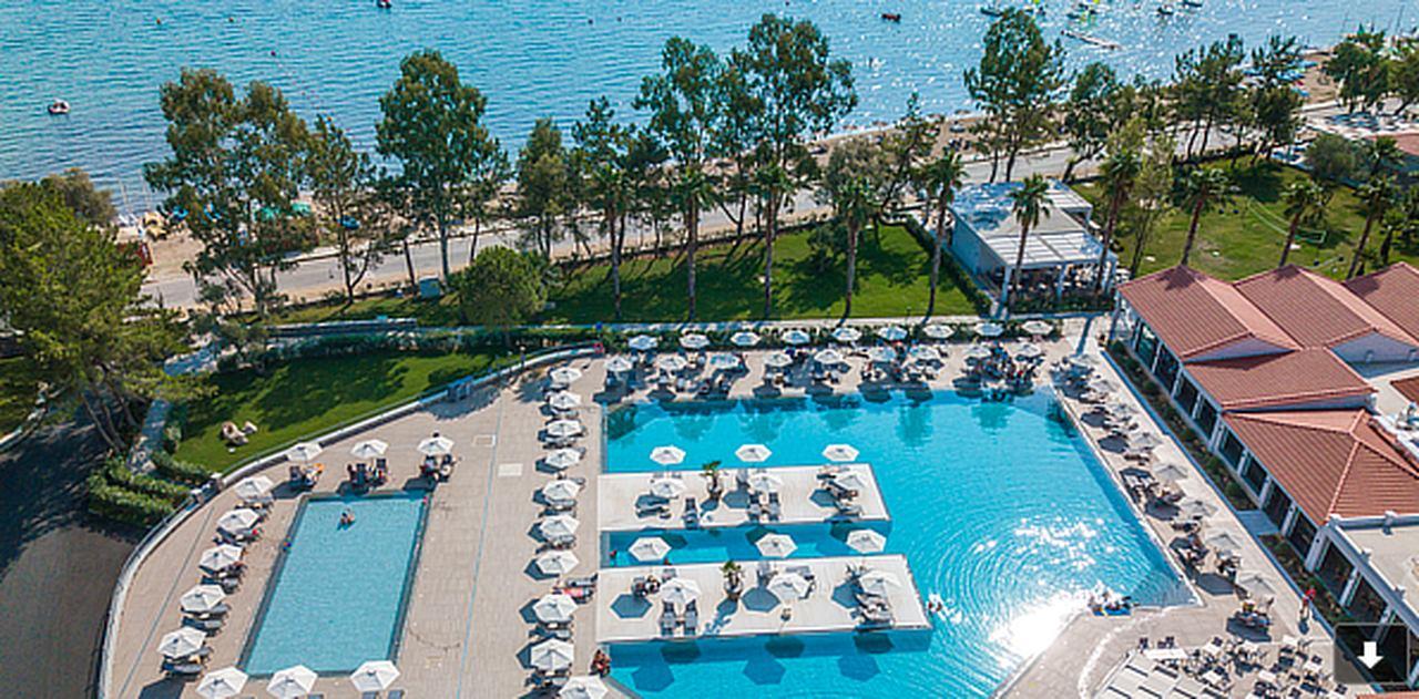 Head to Paleros Beach Resort in Greece