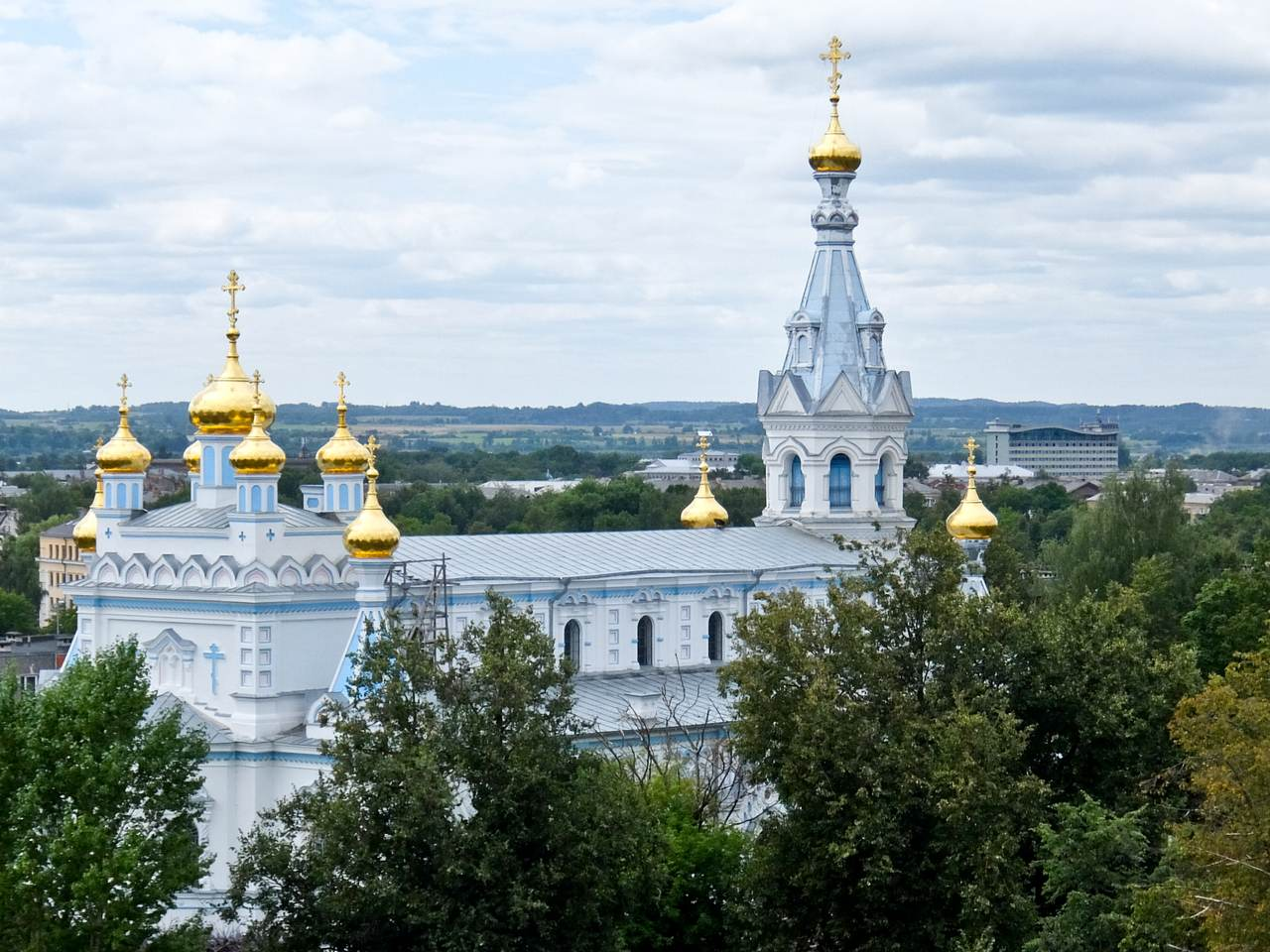 You are currently viewing Exploring Daugavpils, Latgale in Eastern Latvia