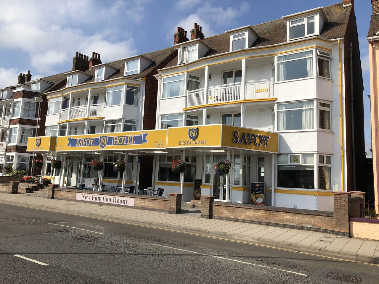 You are currently viewing Hotel Review: Savoy Hotel, Skegness