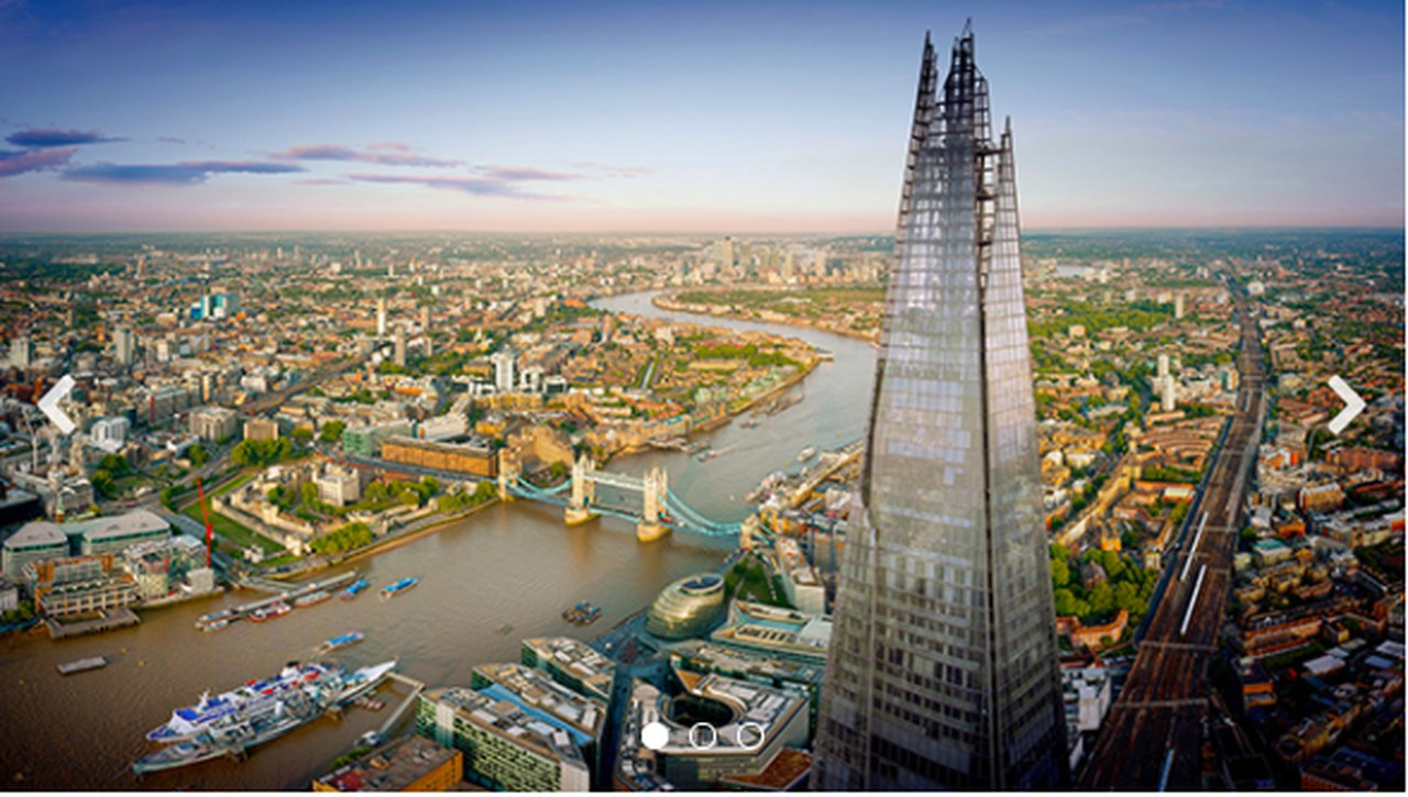 Entry to The View from The Shard & Cocktails, NOW £49 for 2