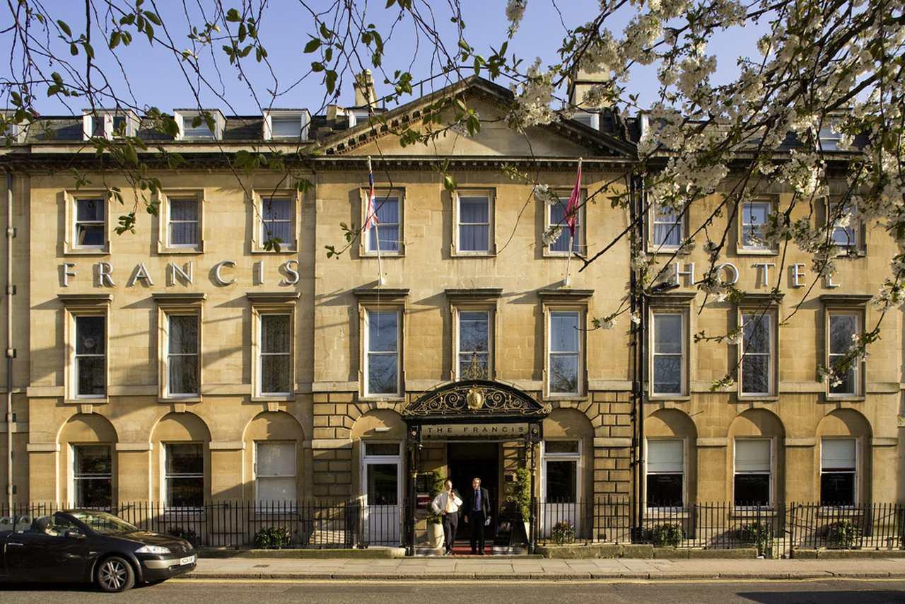 Hotel Review: Francis Hotel Bath